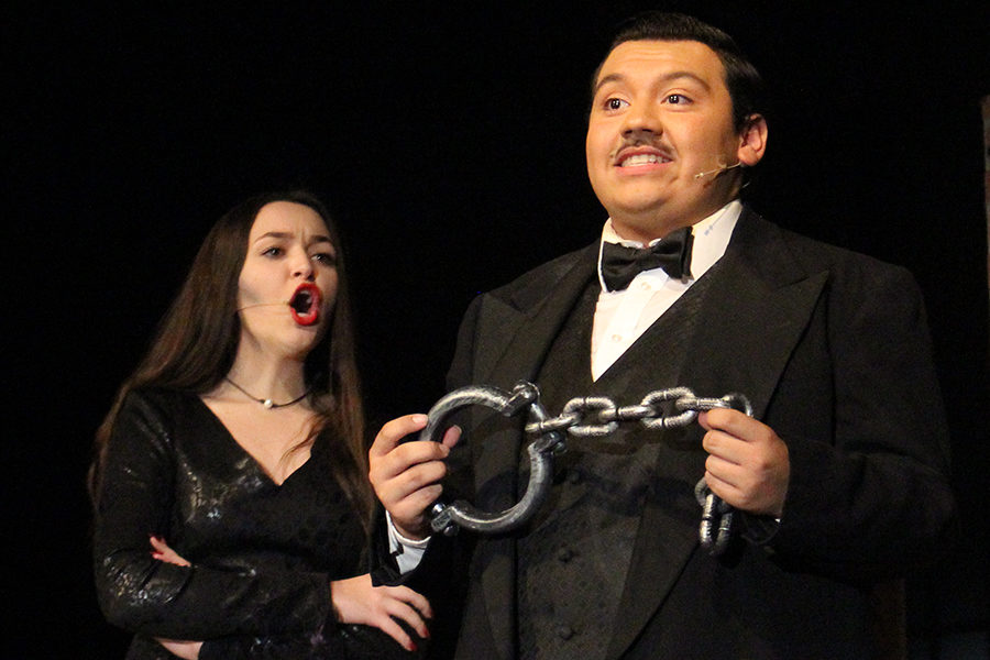 """The Addams Family"" delights audience of all ages"