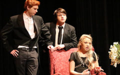 Players present Anastasia as department's 2nd production