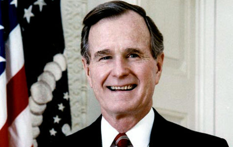 Bush praised for successful life of service