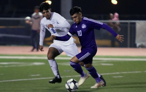"With the excitement of their win at the first home game Marco Rodriguez, senior, and the team have high hopes for the season. ""Opening the season with a win is essential for any team as confidence grows within the group, but with a home win it's always special since we show how strong we are when playing at home. I'm delighted for the win and for the way the group showed composure throughout the game. The way the team played pre-season and started district means that we have the potential to achieve big things. We focus each game at a time, but we do have our season goals, which include winning district and surpassing second round in playoffs. If we keep working hard and we keep our focus, I believe we can achieve both,"" Rodriguez said."