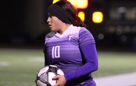 "With excitement, the girls end the night with a win against Northbrook, with a score of 2-0.  ""I always get a little nervous before a game, but our coach tells us we have to leave that on the sideline because once we're in the game we had to go in with our all, especially when you know there's people watching you. That motivates me to do better every time,"" Yancy Sorto, senior, said."